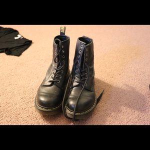 Doc Martens Original Black Boots